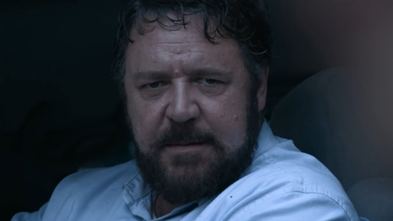 Exclusive Unhinged Clip Starring Russell Crowe & Caren Pistorius