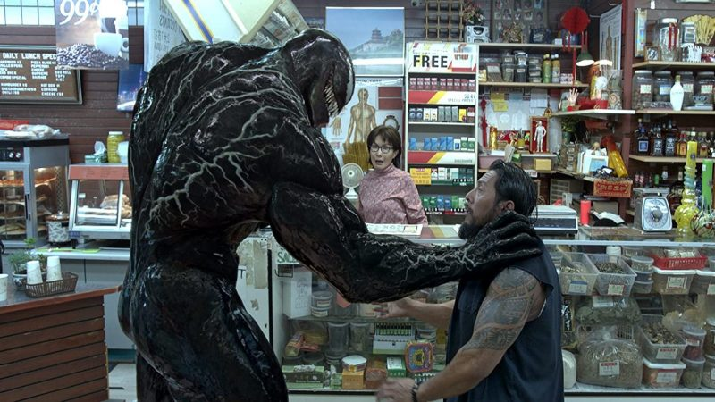 Venom 2 Producer Unsure About When They Could Finish Reshoots