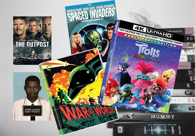 July 7 Blu-ray, Digital and DVD Releases