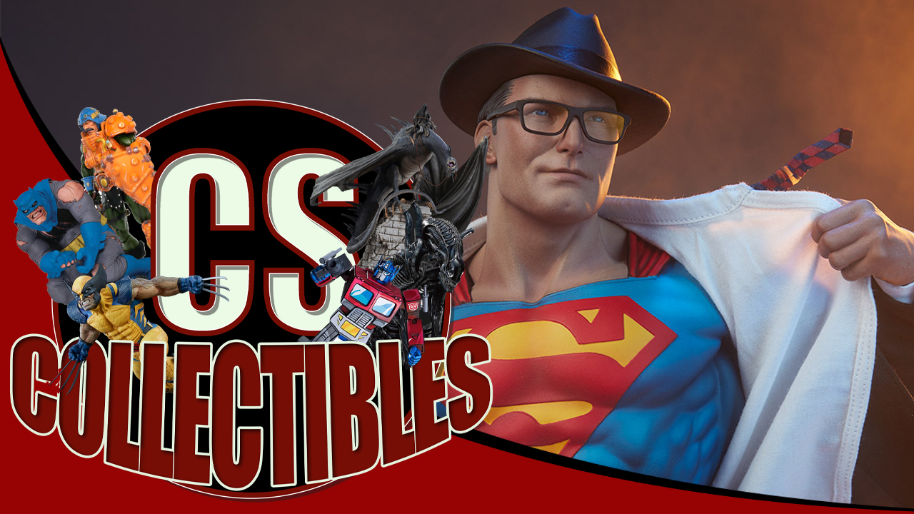 CS Collectibles: Sideshow-Con, McFarlane Batman & More!