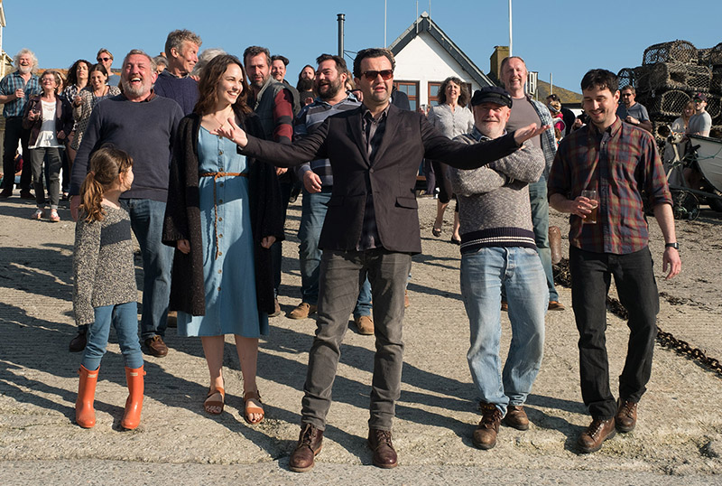 CS Interview: Daniel Mays on Unique Role in Fisherman's Friends