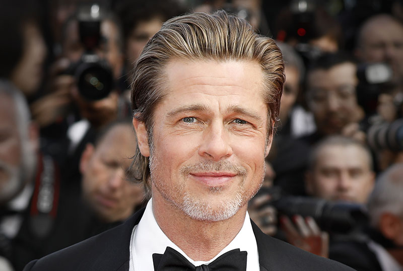 Brad Pitt Books Next Movie Role in 'Bullet Train'!