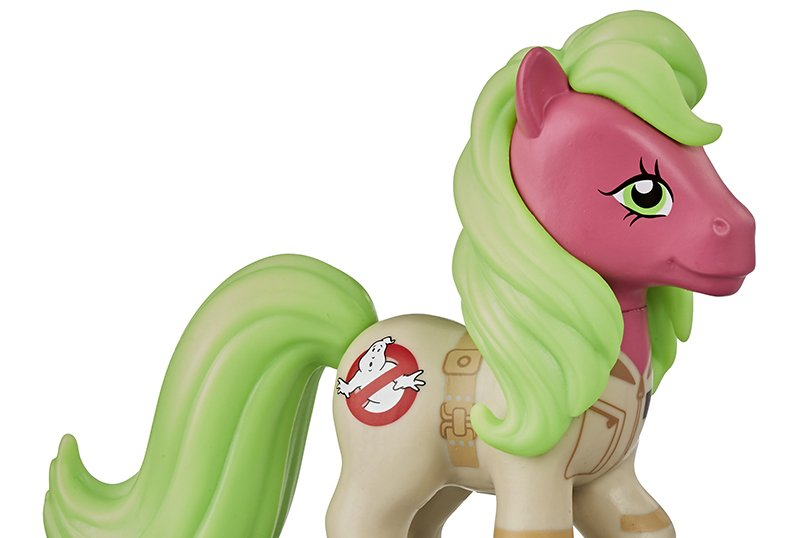 Entertainment Earth Unveils My Little Pony Ghostbusters Crossover Figure