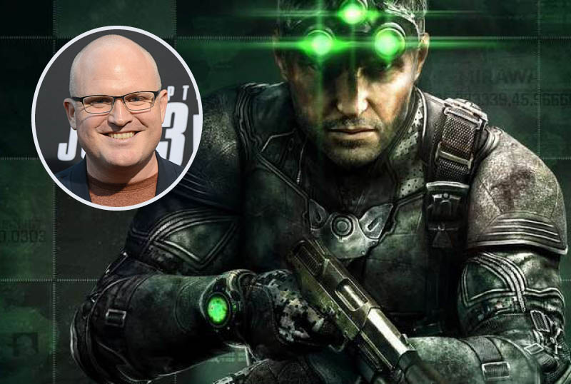 'Splinter Cell' anime series coming to Netflix with John Wick's Derek Kolstad