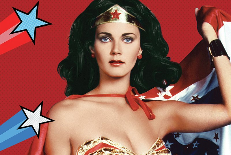 Warner Bros. Unveils Wonder Woman: The Complete Collection!