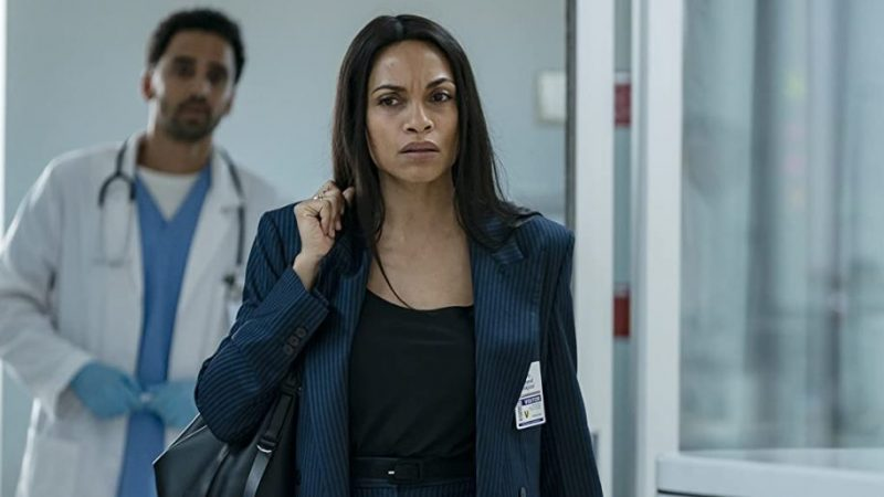 Rosario Dawson-Led Drama Briarpatch Cancelled at USA Network