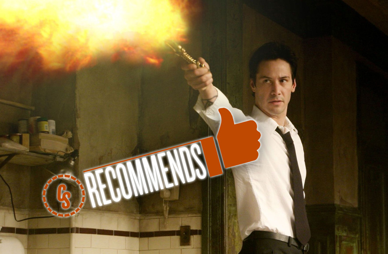 CS Recommends: Constantine, Plus Video Games, Graphic Novels & More!