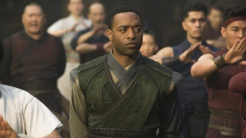 Chiwetel Ejiofor Excited for Sam Raimi's New Take on Doctor Strange 2