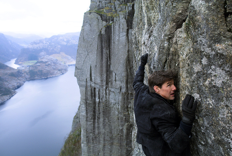 Tom Cruise Hoping to Shoot Part of Mission: Impossible 7 in Norway