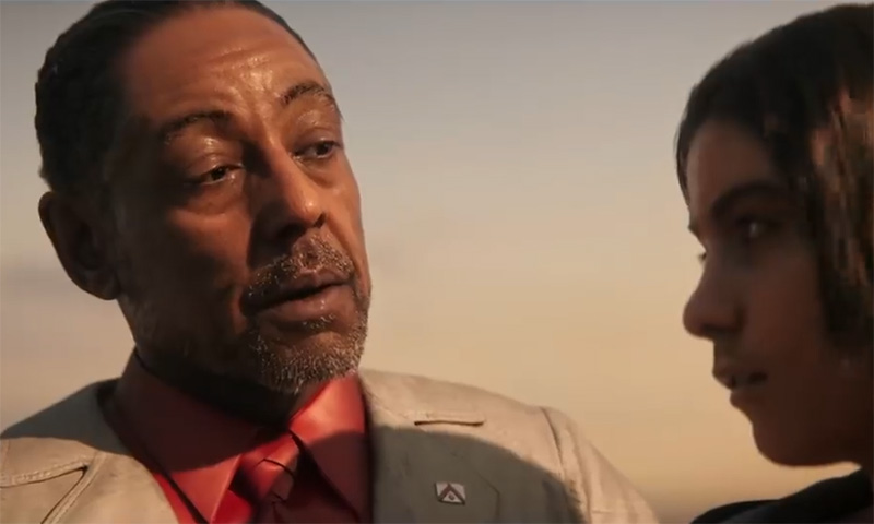 Far Cry 6 Cinematic & World Premiere Trailers Featuring Giancarlo Esposito