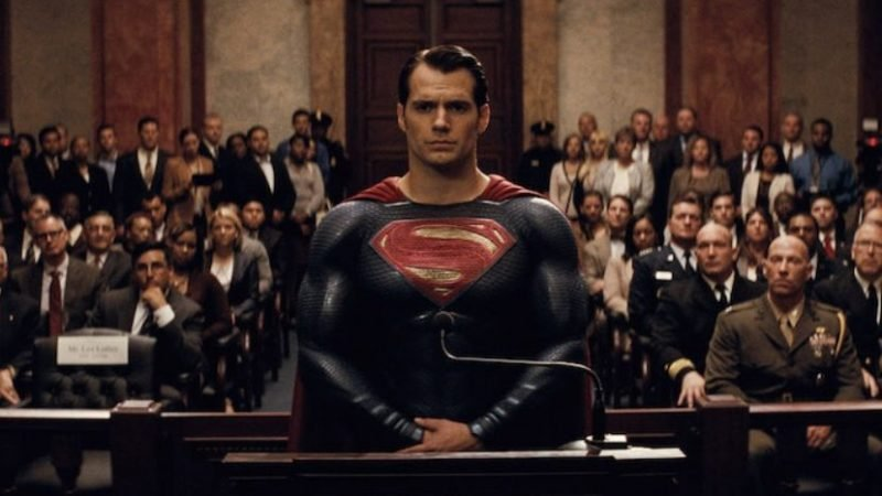 Why Henry Cavill loves to read false Superman rumours