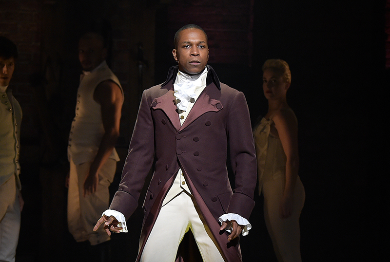 CS Interview: Leslie Odom Jr. Explores World & Himself Through Hamilton Lens