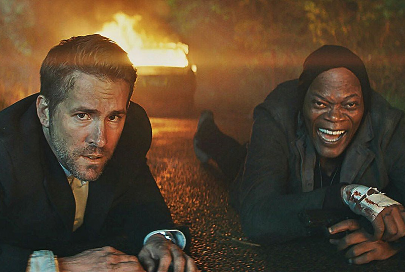 Samuel L. Jackson & Ryan Reynolds Partner Again for Quibi Series