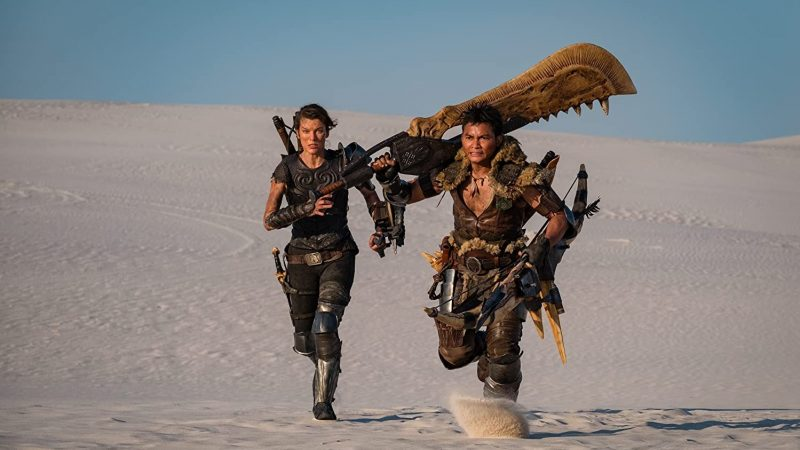 Monster Hunter Director Teases Action Film's 50-60 Feet Tall Monsters