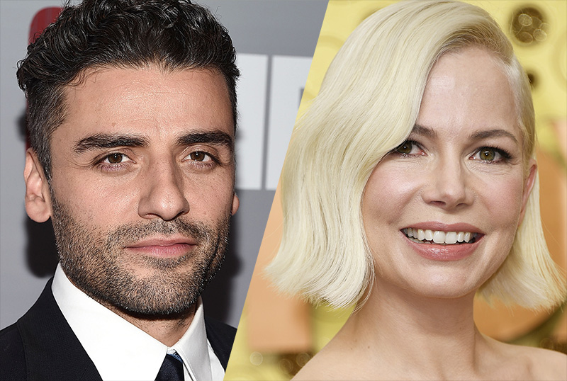 Scenes From A Marriage: Oscar Isaac & Michelle Williams to Star in New HBO Miniseries