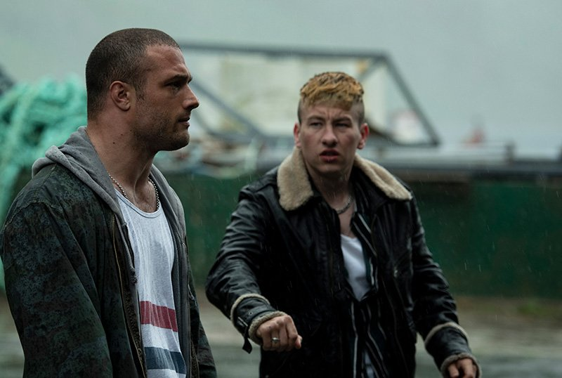 The Shadow of Violence Trailer & Poster Starring Cosmo Jarvis