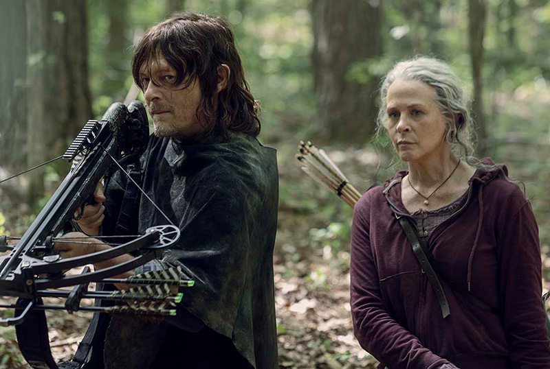 Watch The Walking Dead Comic-Con@Home Panel!