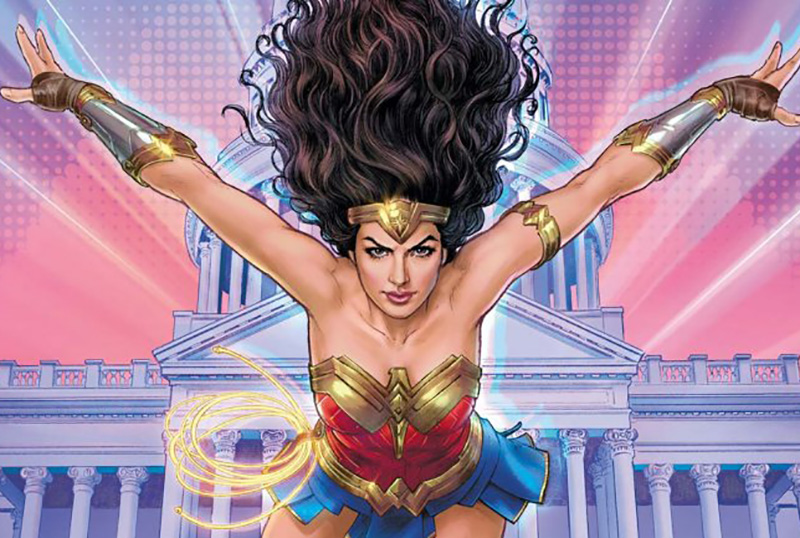 Wonder Woman 1984 Prequel Comic Coming in September!