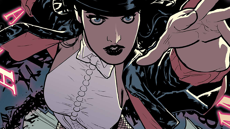 Live-Action Zatanna Movie Reportedly Moving Forward at Warner Bros.