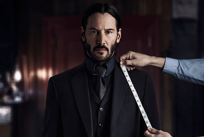 Lionsgate Announces John Wick 5 & Back-to-Back Productions