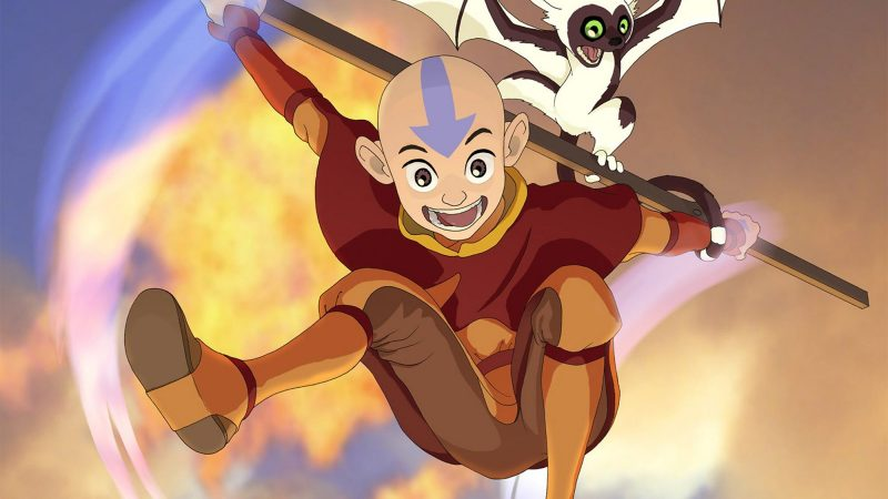 Check Out the Unaired Original Pilot for Avatar: The Last Airbender!