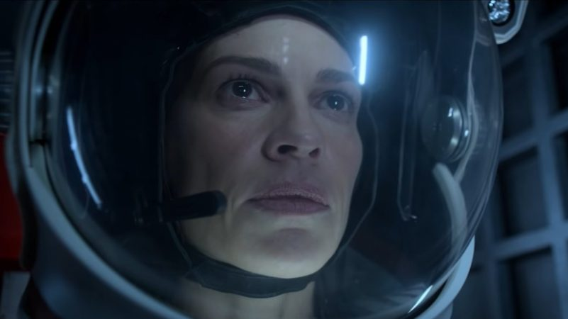 Netflix Reveals New Trailer for Drama 'Away' Starring Hilary Swank