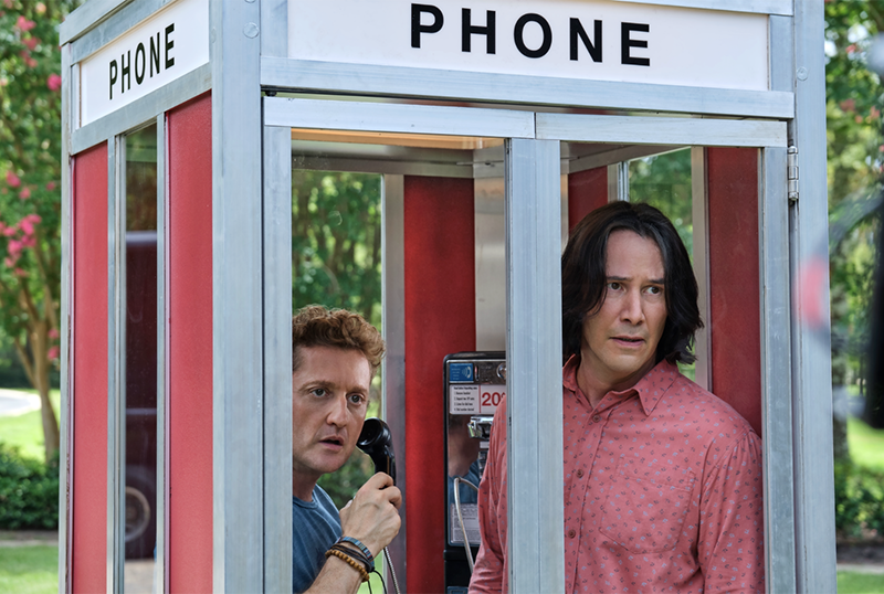 Bill & Ted Face the Music Review: Nostalgia & Fun Outweigh Predictability