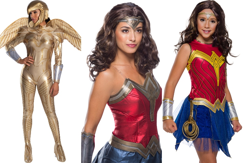 Wonder Woman 1984 Products Revealed By Warner Bros