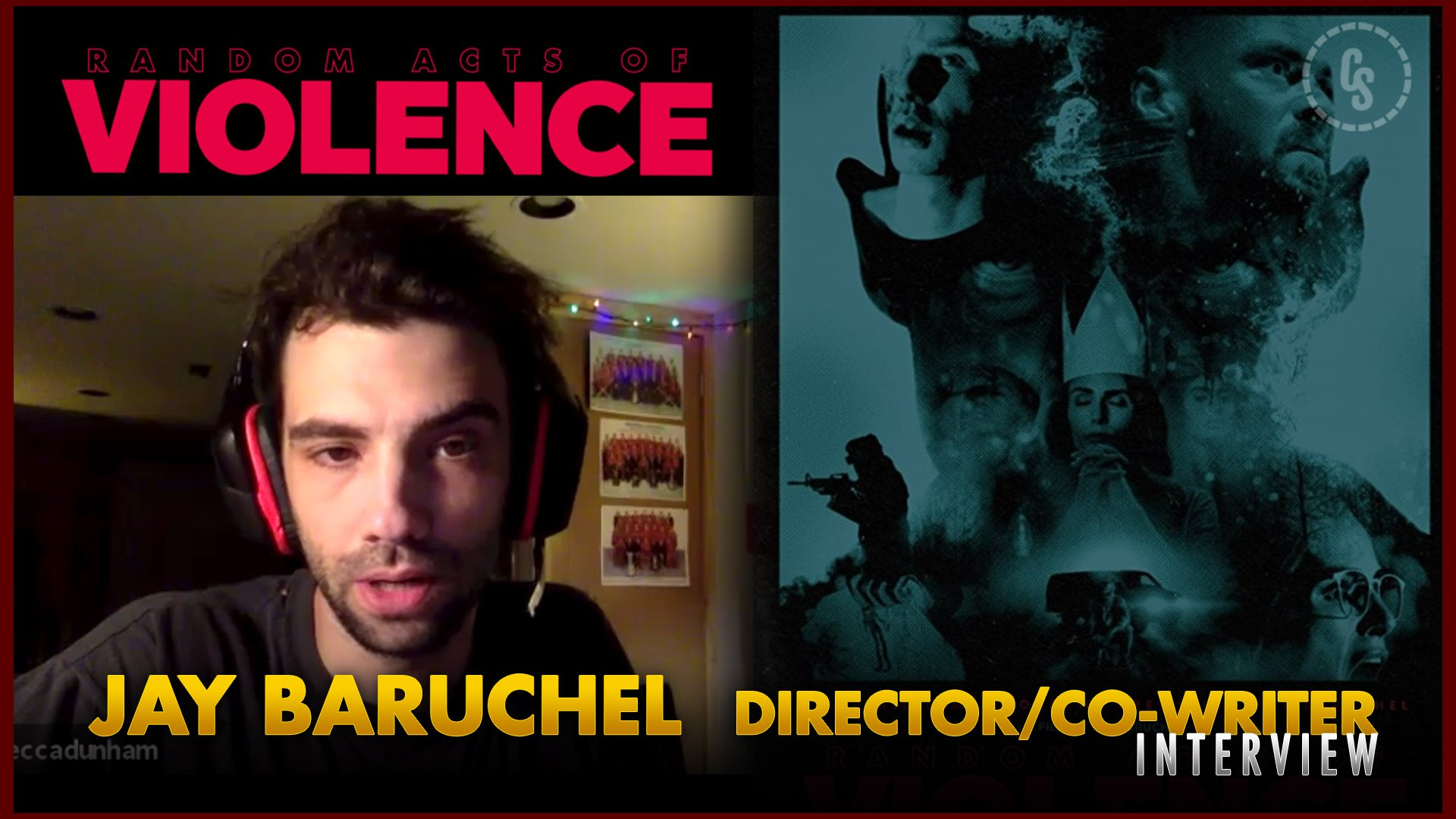 CS Video: Random Acts of Violence Interview With Jay Baruchel!