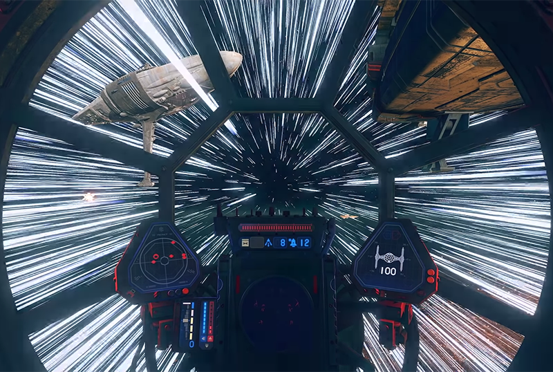 New Star Wars: Squadrons Trailer Previews Single-Player ...