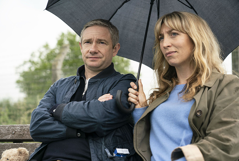 Martin Freeman's Breeders Returns to Production in England