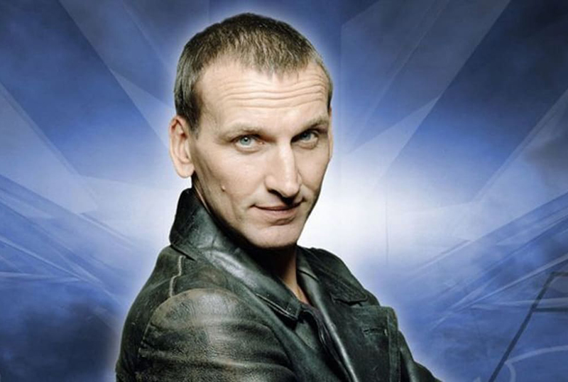 Christopher Eccleston Reprising Ninth Doctor for Audio Series