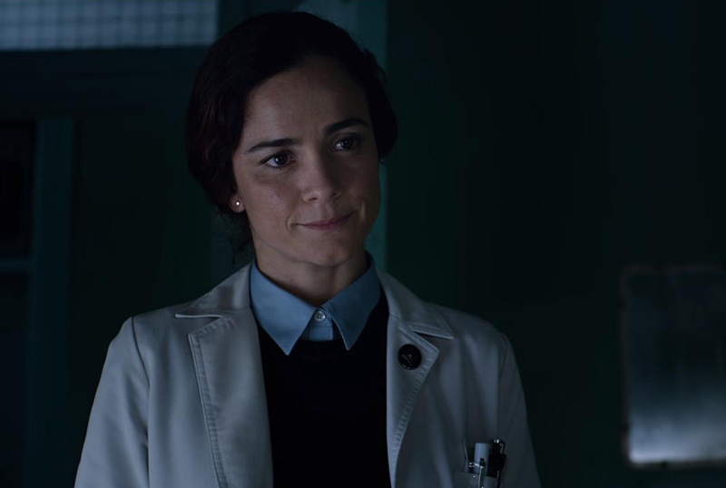 CS Interview: Alice Braga Talks Playing Dr. Reyes in The New Mutants