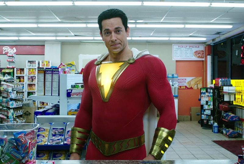 Shazam sequel officially titled Fury of the Gods - DC FanDome