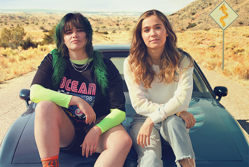 HBO Max's Unpregnant Trailer & Key Art Starring Haley Lu Richardson & Barbie Ferreira