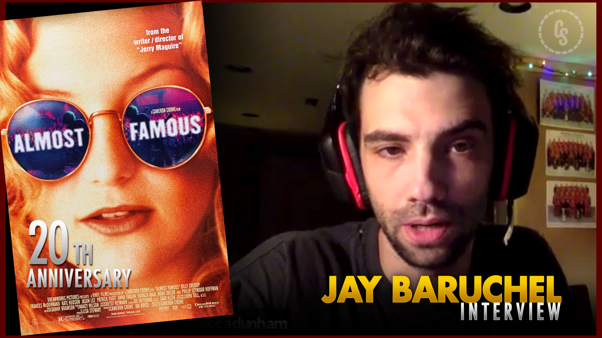 Exclusive: Jay Baruchel Discusses Almost Famous 20th Anniversary