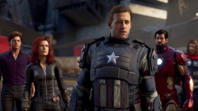 CS Plays the First 30 Minutes of Marvel's Avengers