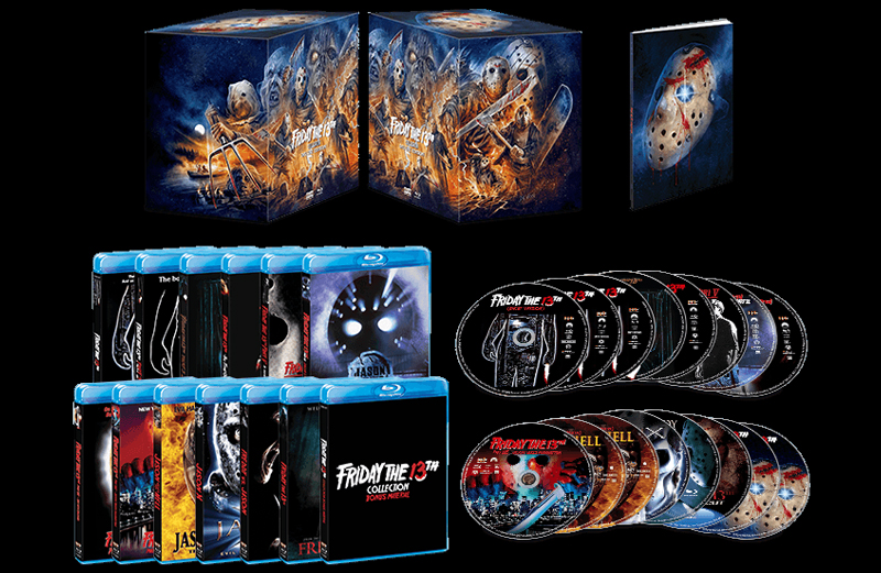 Scream Factory Releases Friday the 13th Box Set Details!