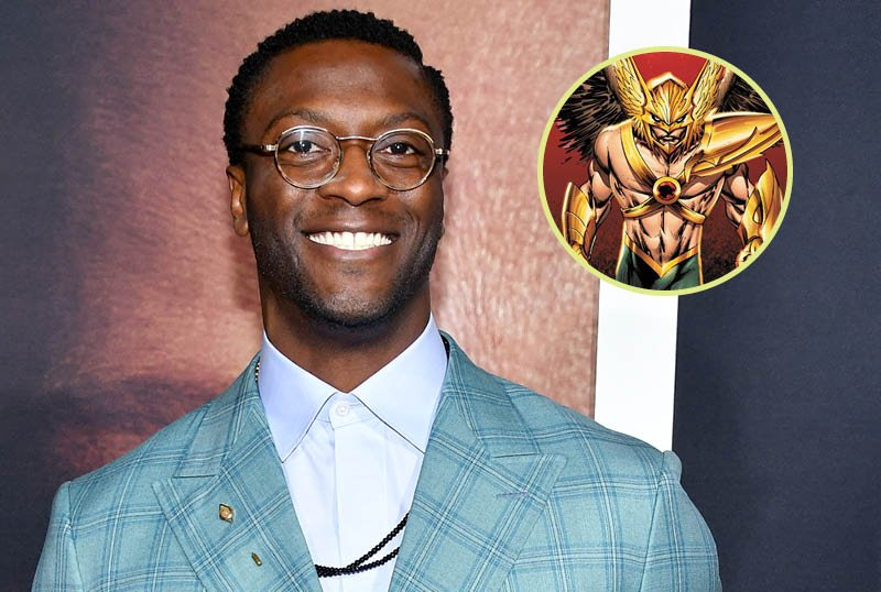 Aldis Hodge Reportedly in Talks for Hawkman in Black Adam