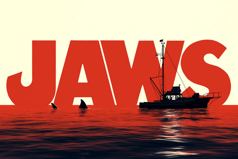 Exclusive: New Jaws & The Thing Prints Revealed by Vice Press!