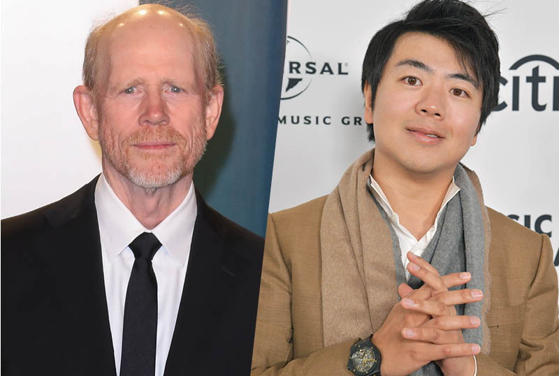 Ron Howard Tapped to Direct Lang Lang Biopic