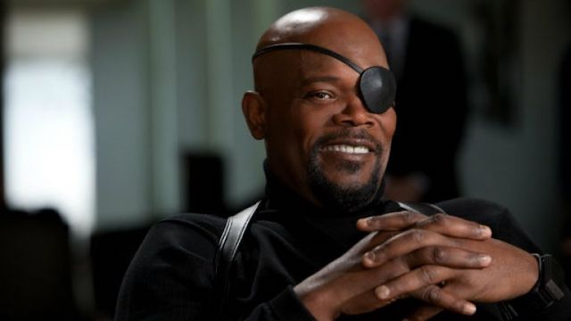 Samuel L. Jackson Will Headline a Nick Fury Series on Disney+