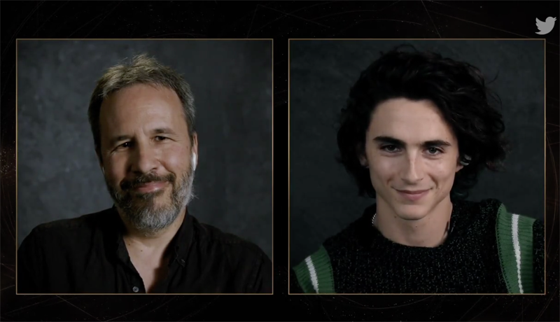 Stephen Colbert Leads a Q&A With Dune Cast Ahead of Trailer