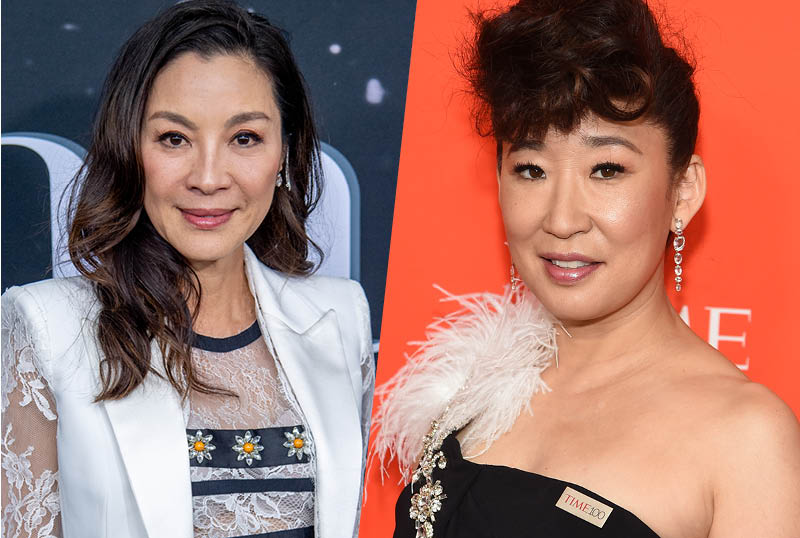 Henry Golding-Led The Tiger's Apprentice Adds Sandra Oh & Michelle Yeoh