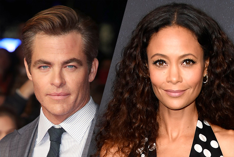 All the Old Knives: Amazon Studios Acquires Thriller Starring Chris Pine & Thandie Newton