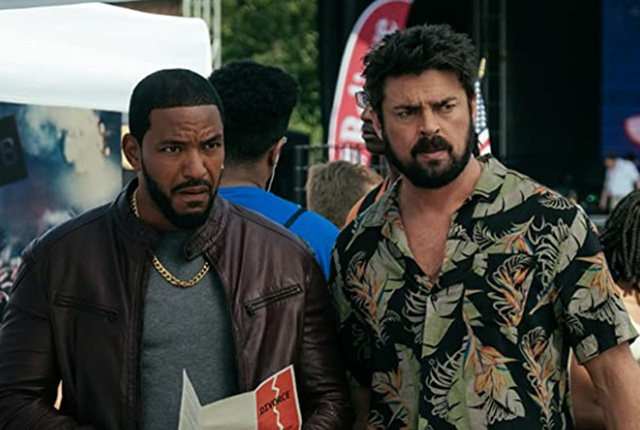 CS Interview: Karl Urban & Laz Alonso Talk The Boys Season 2