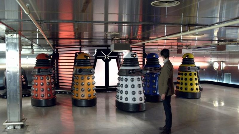 Daleks!: BBC Announces New Doctor Who Animated Spinoff Series