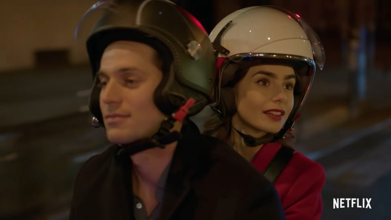 Emily in Paris Trailer: Lily Collins Says Yes to New Possibilities