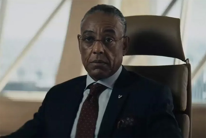 CS Interview: Giancarlo Esposito Talks The Boys Season 2