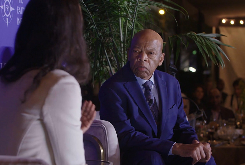Exclusive John Lewis: Good Trouble Clip & Giveaway for Timely Documentary!